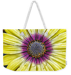 Flower Power Weekender Tote Bag