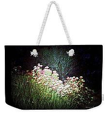 Flowers At Night Weekender Tote Bag