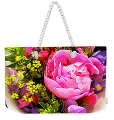 Flowers For Sale3 Weekender Tote Bag