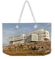 Fogo Island Inn Weekender Tote Bag