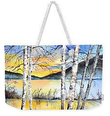 For Love Of Winter #5 Weekender Tote Bag