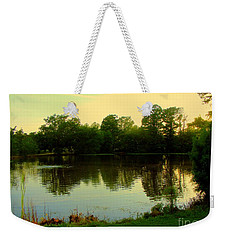 Forest Park Weekender Tote Bag by Nancy Kane Chapman