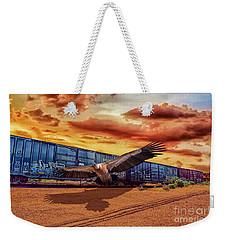 Forsaken Weekender Tote Bag