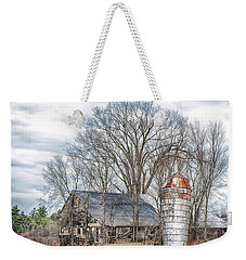 Weekender Tote Bag featuring the photograph Forsaken by Richard Bean