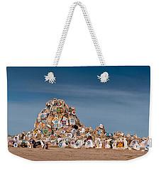 Fort Irwin Weekender Tote Bag
