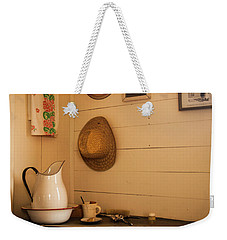Fort Rock Museum Weekender Tote Bag