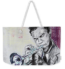 Freddie Hubbard Weekender Tote Bag
