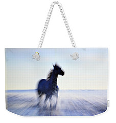 Weekender Tote Bag featuring the photograph Freedom by Allen Beilschmidt