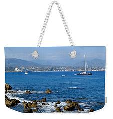 French Riviera Weekender Tote Bag