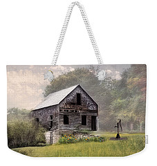 Weekender Tote Bag featuring the photograph Fresh Air by Robin-Lee Vieira