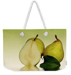 Fresh Pears Fruit Weekender Tote Bag