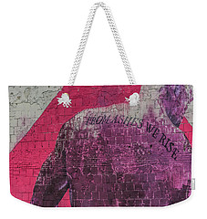 From Ashes We Rise  Weekender Tote Bag