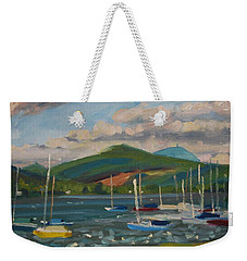 From The Blue Anchor Weekender Tote Bag