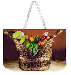 Fruit  Art 11 Weekender Tote Bag