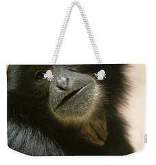 Funky Gibbon Weekender Tote Bag