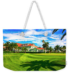 Gasparilla Inn, Boca Grande Fl Weekender Tote Bag