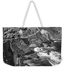 Gaztelugatxe Dragonstone Bw Weekender Tote Bag