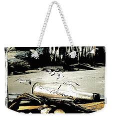 Get Naked Weekender Tote Bag