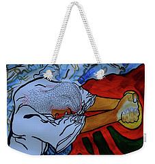 Gethsemane Weekender Tote Bag