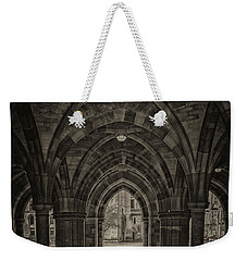 Glasgow University Cloisters Weekender Tote Bag