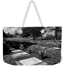 Gods Acre Old Salem Weekender Tote Bag