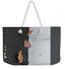 Weekender Tote Bag featuring the photograph Going Nowhere Fast by Marie Neder