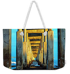 Golden Morning Weekender Tote Bag by Joseph S Giacalone