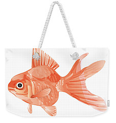 Goldfish Weekender Tote Bag
