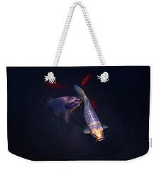 Good Luck Charms Weekender Tote Bag by John Poon