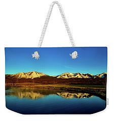 Good Morning Colorado Weekender Tote Bag by L O C