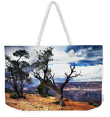 Grand Canyon Weekender Tote Bag by James Bethanis