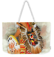 Grand Prairie Texas Pow-wow Weekender Tote Bag