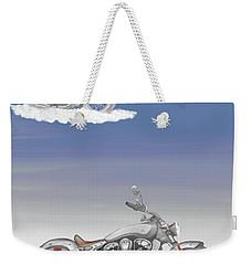 Grandson Weekender Tote Bag by Terry Frederick