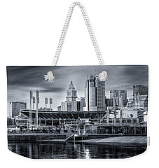 Great American Ball Park Weekender Tote Bag