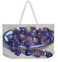 Greek Figs Weekender Tote Bag