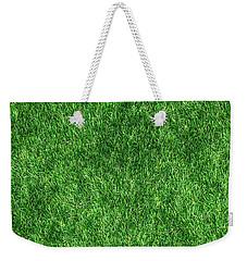 Green Grass Weekender Tote Bag