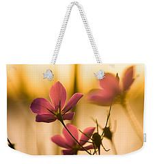 Growing Towards The Light Weekender Tote Bag