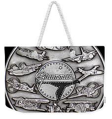 Grumman Coin Weekender Tote Bag