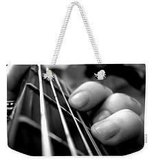 Guitar Weekender Tote Bag