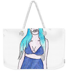 Halsey Weekender Tote Bag by Lucy Frost