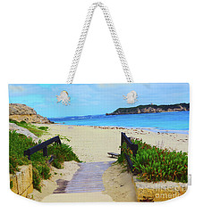 Hamelin Bay Weekender Tote Bag by Cassandra Buckley