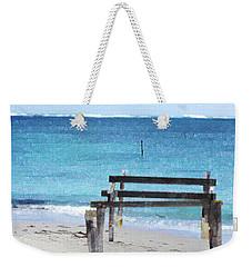 Hamelin Bay I Weekender Tote Bag by Cassandra Buckley