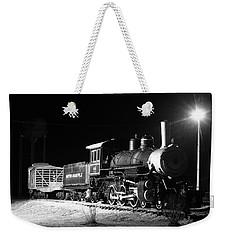Hampton Branchville #44 Bw Weekender Tote Bag