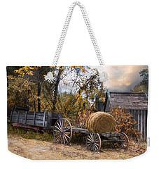 Handmade And Homegrown Weekender Tote Bag