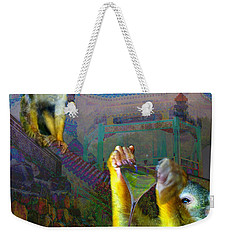 Happy Chinese New Year Weekender Tote Bag