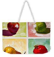 happy Fruits Weekender Tote Bag