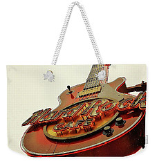 Hard Rock Cafe' Weekender Tote Bag