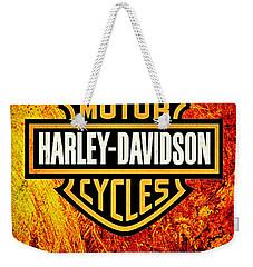 Harley-davidson Weekender Tote Bag