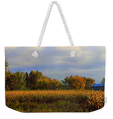 Harvest Weekender Tote Bag by Elfriede Fulda