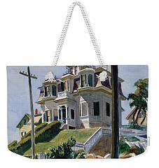 Haskell's House Weekender Tote Bag